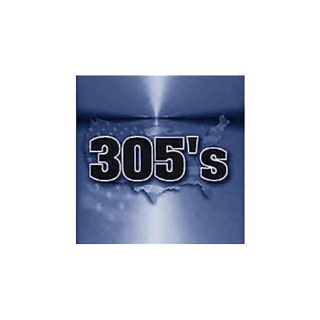 305's Blue 100's Box (20 ct., 10 pk.)
