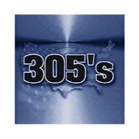 305's Blue 100's 1 Carton