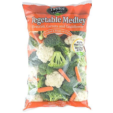 Taylor Farms Vegetable Medley (3 lbs.)