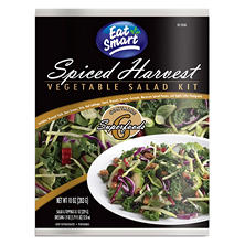 Eat Smart Spiced Harvest Vegetable Salad Kit (10 oz.)