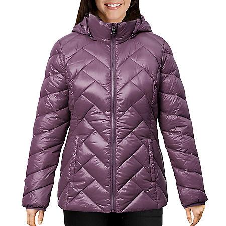 London Fog Ladies Packable Down Jacket