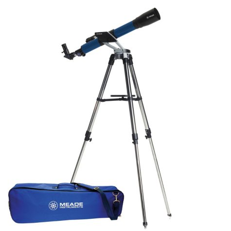 Terra Star 60mm Refracting Telescope with Carry Bag