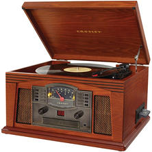 Crosley Lancaster Musician Entertainment Center
