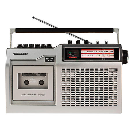 Crosley CT200A Cassette Player