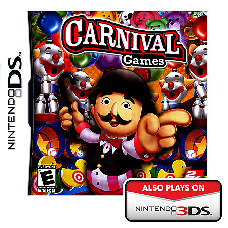 Carnival Games - NDS