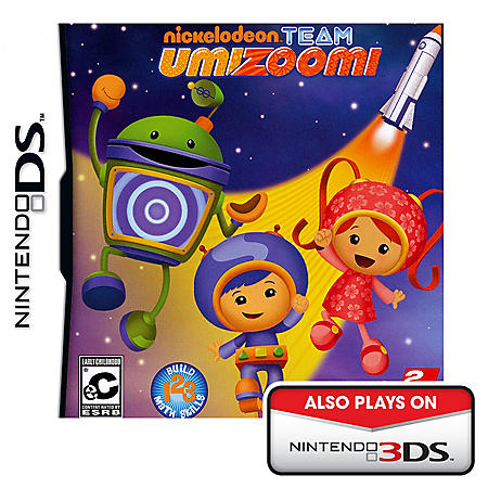 DS TEAM UMIZOOMI INLINE CATALOG ASST