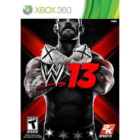 WWE '13 (2K Sports) - Xbox 360