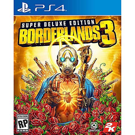 Borderlands 3 Super Deluxe (PS4)