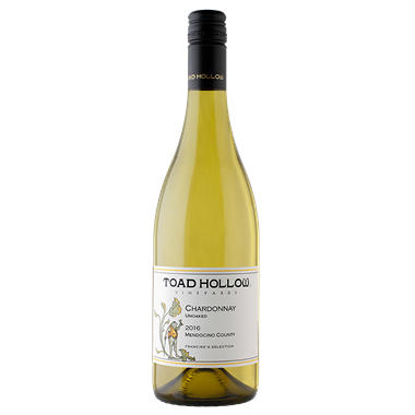 +TOAD CHARDONNAY NORTH COAST 750ML