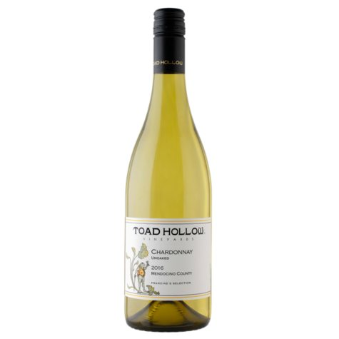 Toad Hollow Chardonnay (750 ml)