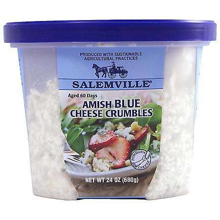 Salemville Blue Cheese Crumbles (1.5 lb.)