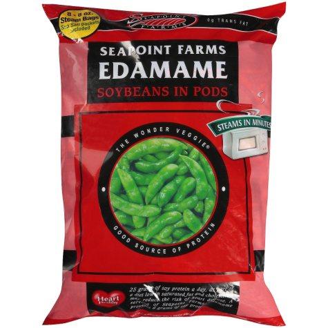 Seapoint Farms Edamame (8 oz. bags, 8 ct.)