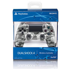 DualShock®4 Wireless PS4 Controller - Urban Camoflage