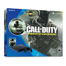 PlayStation 4 500GB Console Bundle with Call of Duty: Infinite Warfare
