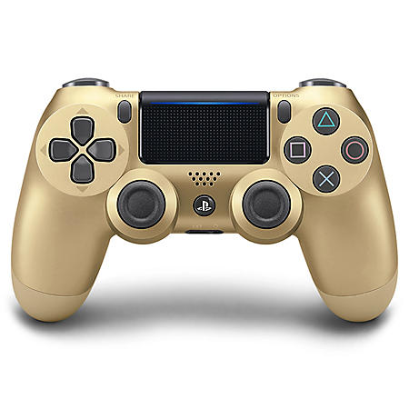 DualShock 4 Wireless PS4 Controller - Gold