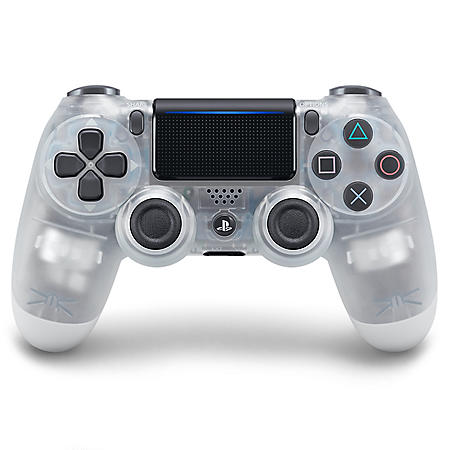 DualShock 4 Wireless PS4 Controller - Crystal