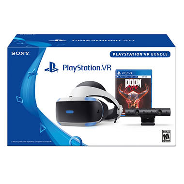 PlayStation VR DOOM VFR Bundle