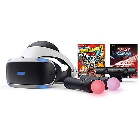 PlayStation®VR Borderlands 2 VR + Beat Saber Bundle