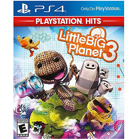 Little Big Planet 3: Playstation Hits (PS4)