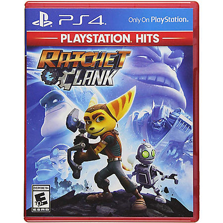 Ratchet & Clank: Playstation Hits (PS4)