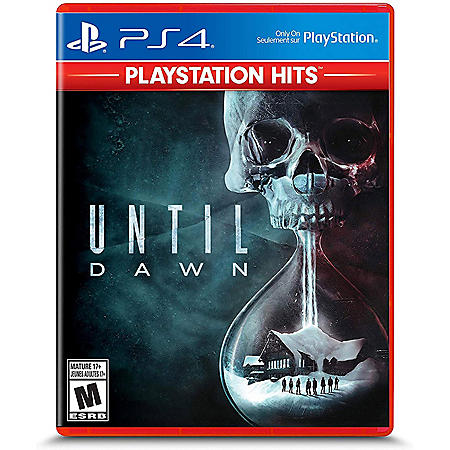 Until Dawn: Playstation Hits (PS4)
