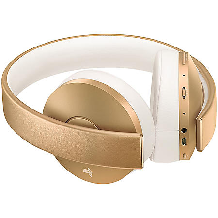 Rose Gold Wireless Headset (PS4)