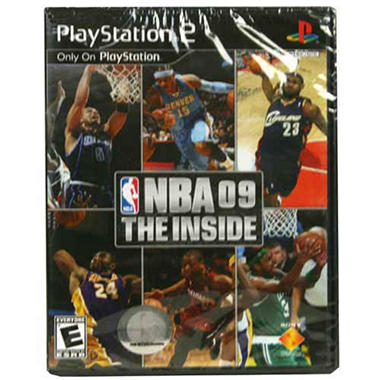 NBA 09 The Inside - PS2