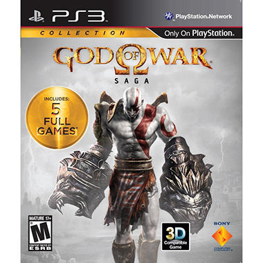 God of War Saga Dual Pack – PS3