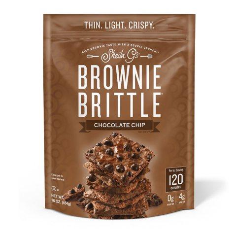 Sheila G's  Brownie Brittle Chocolate Chip (16 oz.)