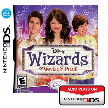 Wizards of Waverly Place - NDS