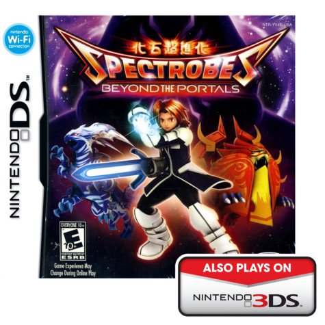 Spectrobes: Beyond the Portals - NDS