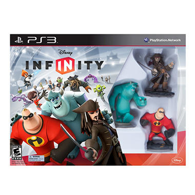 Disney Infinity Starter Kit - PS3