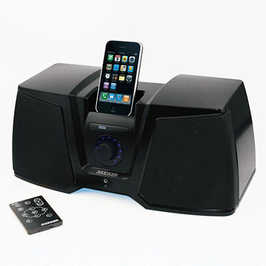 Kicker iK350 iPhone/iPod Dock