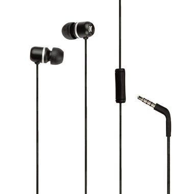 Kicker Valid Talk MicroFit In-Ear Headset w/ Microphone
