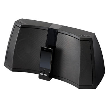 Kicker iK5 Amphitheater for iPod/iPhone/iPad