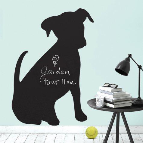 Wallies Chalkboard Puppy