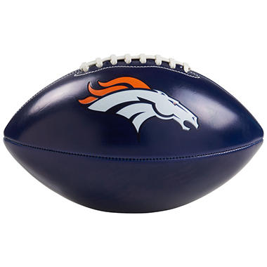 NFL Denver Broncos Fan Favorite Football