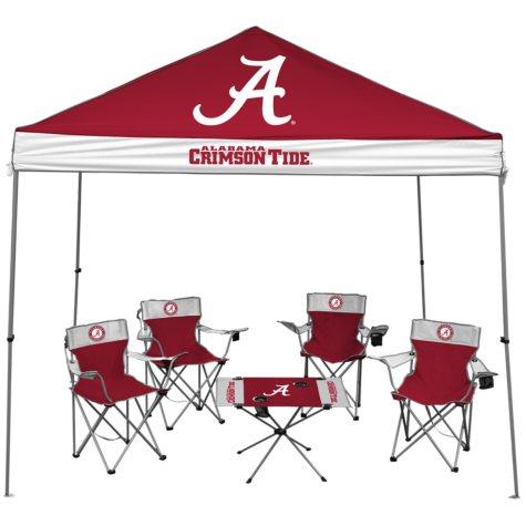 NCAA Alabama Crimson Tide Large Tailgate Kit