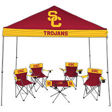NCAA USC Trojans Large Tailgate Kit