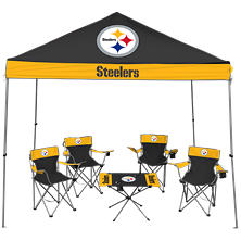 NFL Pittsburgh Steelers Large Tailgate Kit
