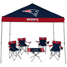 NFL New England Patriots Large Tailgate Kit