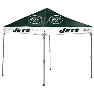 NFL New York Jets 10 x 10 Canopy