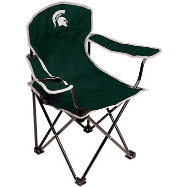 NCAA Michigan State Spartan Kids' Tailgate Chair