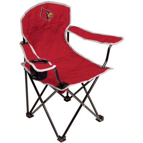 NCAA Louisville Cardinals Kids' Tailgate Chair