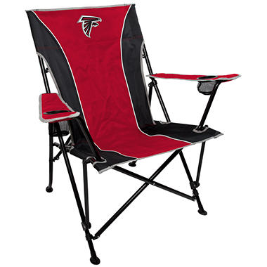 NFL Atlanta Falcons Deluxe Tailgate Chair