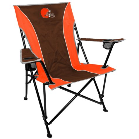 NFL Cleveland Browns Deluxe Tailgate Chair