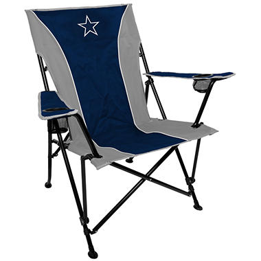 NFL Dallas Cowboys Deluxe Tailgate Chair