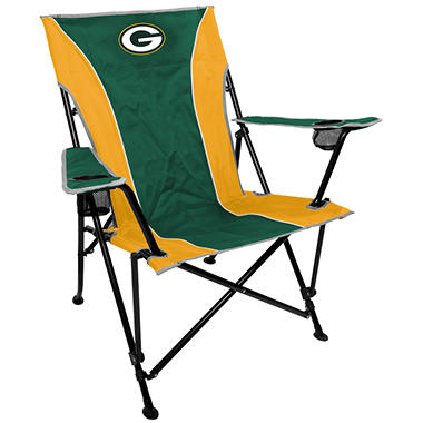 NFL Green Bay Packers Deluxe Tailgate Chair