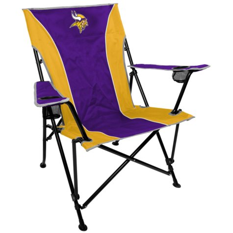 NFL Minnestoa Vikings Deluxe Tailgate Chair