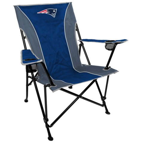 NFL New England Patriots Deluxe Tailgate Chair
